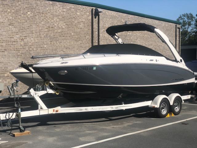 boat in storage